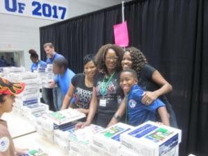 2017 Health Fair and Back-to-School Rally 17
